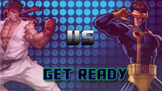 [Full Mugen] Marvel SH vs Street Fighter (BETA)