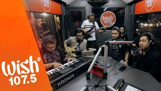 "Jeremiah performs ""Nanghihinayang"" LIVE on Wish 107.5 Bus"