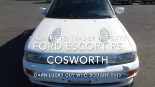2000 Ford Escort RS Cosworth from Auto Trader Imports