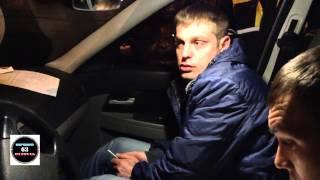 НОЧНОЙ ПАТРУЛЬ САМАРА врезался в машину ДПС