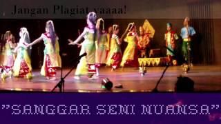 preview picture of video 'Tari Tradisional Kalimantan Selatan Tari Manginang. Sanggar Seni Nuansa Kota Banjarmasin.'