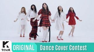 [1theK Dance Cover Contest] (G)I DLE((여자)아이들) _ Senorita(세뇨리따)(mirrored Ver.)