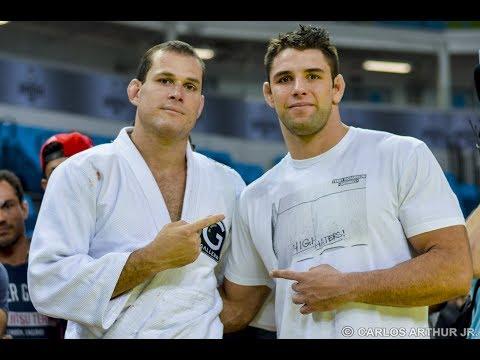 Marcus Buchecha analisa luta contra Roger Gracie: