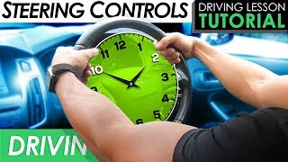 How To Steer a Car Properly | Driving Tutorial