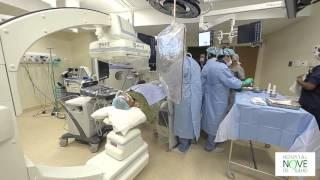 Moderno equipamento de Hemodinâmica do Hospital 9 de Julho
