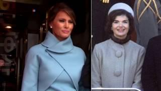 Мелания Трамп: первые шаги в качестве Первой леди США