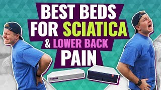 Best Mattress for Sciatica & Lower Back Pain (TOP 6 BEDS)