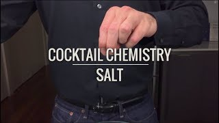Getting Started - Adding Salt To Cocktails