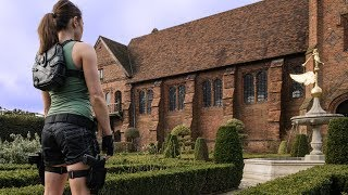 Teaser Trailer for The Tomb Raider Suite Composer Buffet Reception at Hatfield House.
