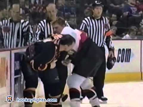 Chris Neil vs. Jeff Odgers