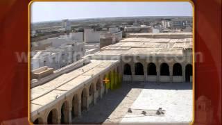 preview picture of video 'جامع عقبة بن نافع بالقيروان   La Mosquée Okba Ibn Nafaa à Kairouan'