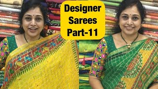 Designer Sarees Part-11, Surekha Selections , WhatsApp No 9949491612
