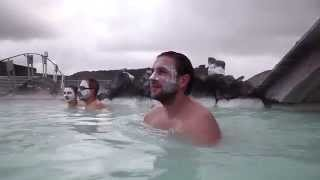 Why is the water in the blue lagoon so blue? | #AskGudmundur