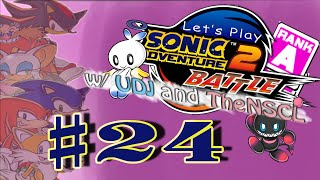 Let's Play Sonic Adventure 2: Episode 24: Jet Fueled Dishonesty