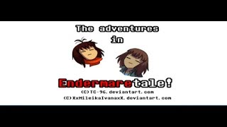 Ask Endermaretale Comic Dub