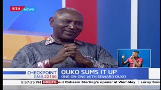 One on one with the outgoing Auditor General Edward Ouko (Part 2) |CHECKPOINT