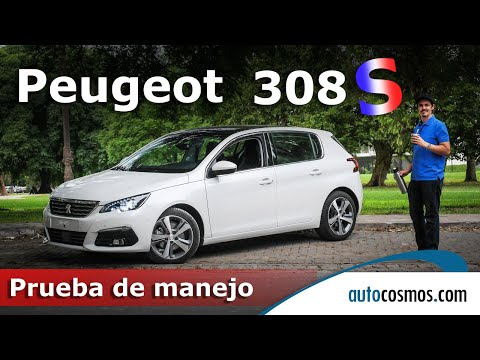 Test Drive Peugeot 308 S Allure Plus
