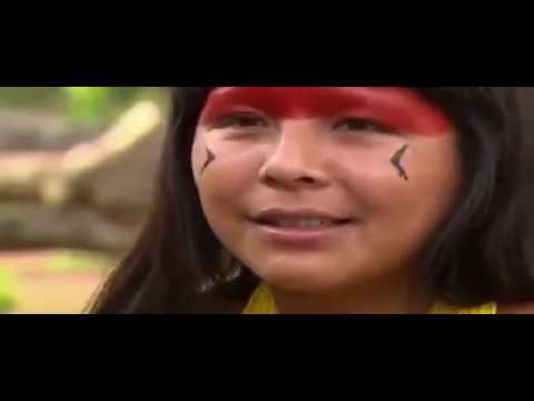 Tribal women Uncontacted Amazon in Africal New 2016 | Tribal rituals documentary