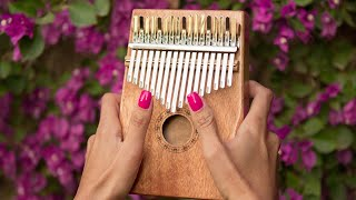 Relaxing Kalimba Music for Meditation and Yoga | 432 Hz | ♬064