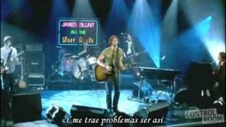 SAME MISTAKE - James Blunt (Subtitulado en ESPAÑOL / ENGLISH Subtitles)