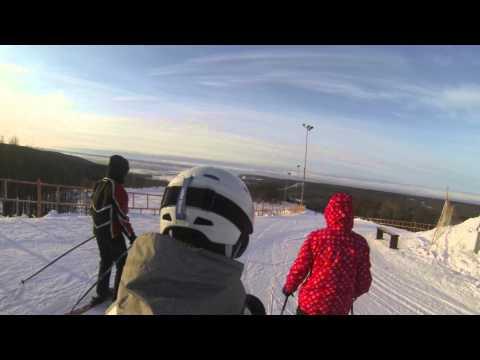 Видео: Видео горнолыжного курорта Ян, санаторий в Татарстан