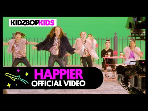 KIDZ BOP Kids - Happier (Official Music Video) [KIDZ BOP 39] - KIDZ BOP