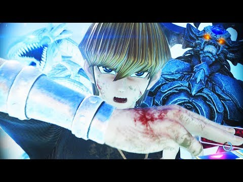 THE POWER OF A GOD! Jump Force KAIBA Online Ranked DLC Gameplay