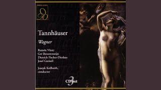 Wagner: Tannhauser: Zieh hin, Wahsinniger, zieh hin! - Venus, Tannhauser, Shepherd (Act One)
