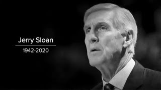 Jerry Sloan, former Utah Jazz and Hall of Fame coach, dies at age 78