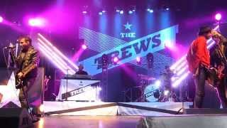 "The Trews ""Tired Of Waiting"" Live Toronto April 26 2014"