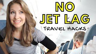 BEAT Jet Lag ⏰ | Tips To Avoid Jet Lag In 2019