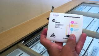 New Transponder offered by Metro