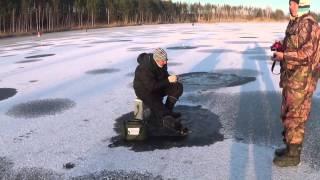 """Первый лед с клубом """"ВПР"""" Голубые озера-Белоомут"""