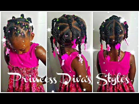 Download Simple Hairstyle For Those Learning How To Do Hair Kids