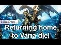 Final Fantasy Xi Returning Home To Vana 39 diel