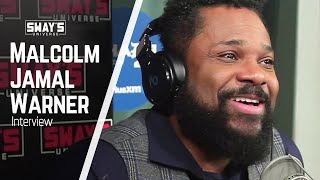 Malcolm-Jamal Warner On His Relationship with Eddie Griffin and Black Situational Comedy