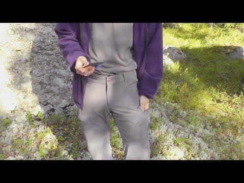 Штаны маршрутные Action Tour от Сплав после похода
