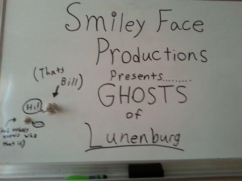 Ghosts of Lunenburg by Sophia & Tessa