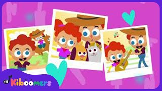 I Love You Daddy   Father's Day Song For Kids   The Kiboomers   Happy Fathers Day Song