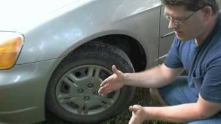 Poor Man's Front Wheel Alignment (Toe angle)