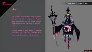 Kingdom Hearts 3 - All Adversaries Entry