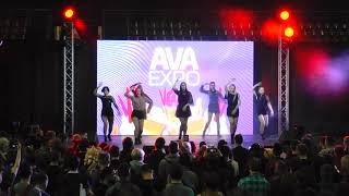 02 - AvaExpo 2018 - Day 1 - Oh My Girl - Remember Me Dance Cover By Rampage