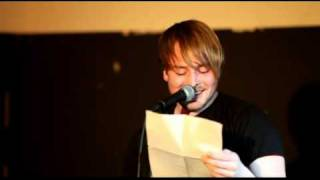 preview picture of video 'Poetry Slam Ulm: Hanz'