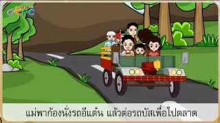 สื่อการเรียนการสอน เที่ยวท่องร้านหนังสือ ป.2 ภาษาไทย