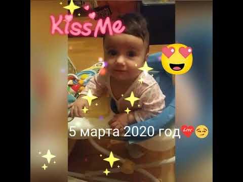 Нам 10 месяцев,поздравление с днем рождения,развитие ребенка в 10 месяцев)