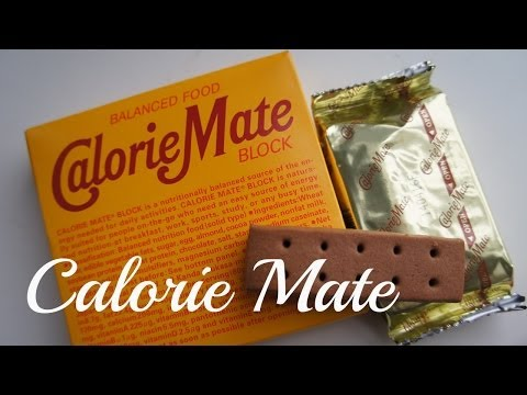 Calorie Mate – Whatcha Eating? #121