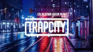 Krewella - Calm Down (Skan Remix) [Lyrics]