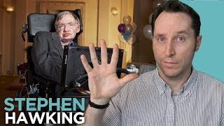 Stephen Hawking's 5 Biggest Contributions To Science | Answers With Joe