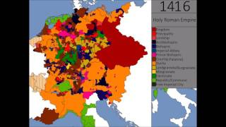 The Holy Roman Empire: Every State, Every Year