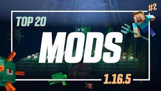Top 20 Mods para Minecraft 1.16.5 #2